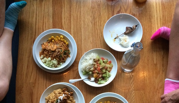 With Love, Burma hints at a fresh take on Burmese food at Onondaga Community College's teaching restaurant